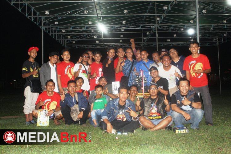Dimotori Yogi, Rudi & Wahyu, P16 Sukses Satukan Kicaumania Tangerang Untuk Merebut Juara Umum BC
