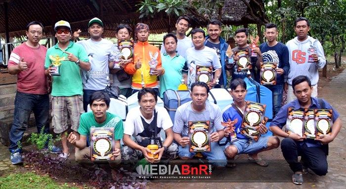 Djancux's BC, Aneuk Nanggroe SF Dan PJP BC Juara Bertahan