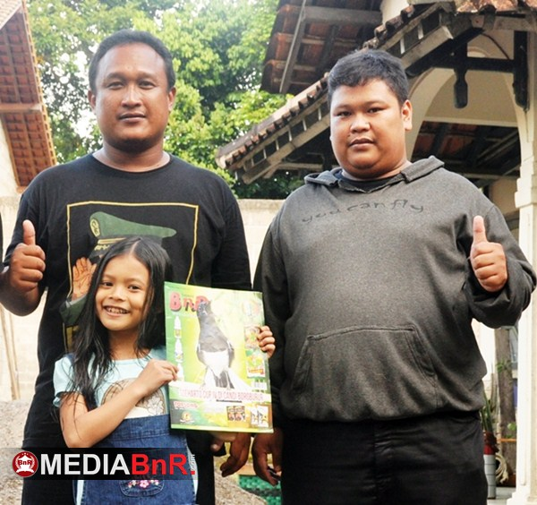 Loly Nyeri Juara 1 di Muntilan
