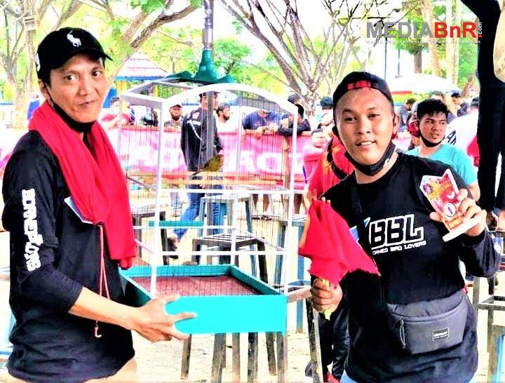 3 Burung Terbaik Don Subi Dan Rizal Toeng Antarkan Tamban Sari SF Juara Perorangan
