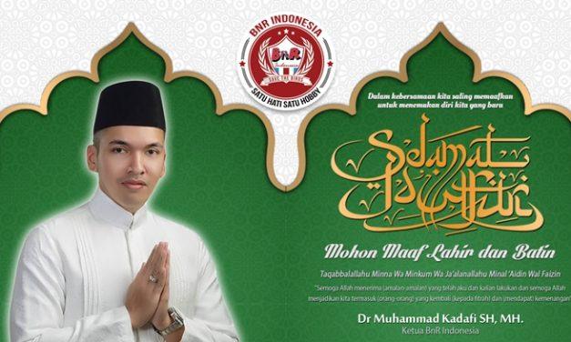 Safari Ramadhan, Ketua BnR Indonesia Kunjungi Rumah Anak Yatim Binaan