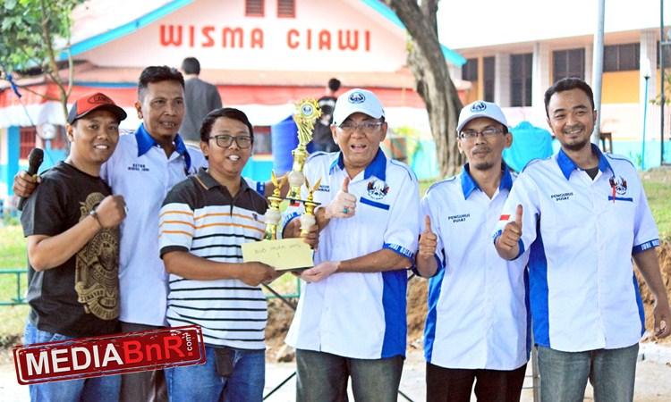 Juri Rulet Indonesia Terbentuk, 7 Oktober 2017 New Rulet Gelar Road to Piala Kota Hujan 2