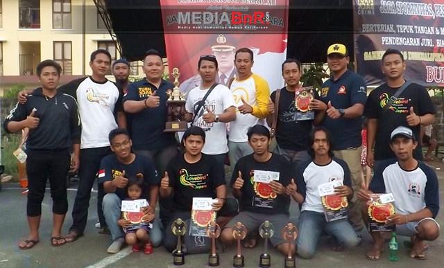 DT. KLI Jepara Bersama DT. Balai Kambang Kumandang Raih Juara Umum