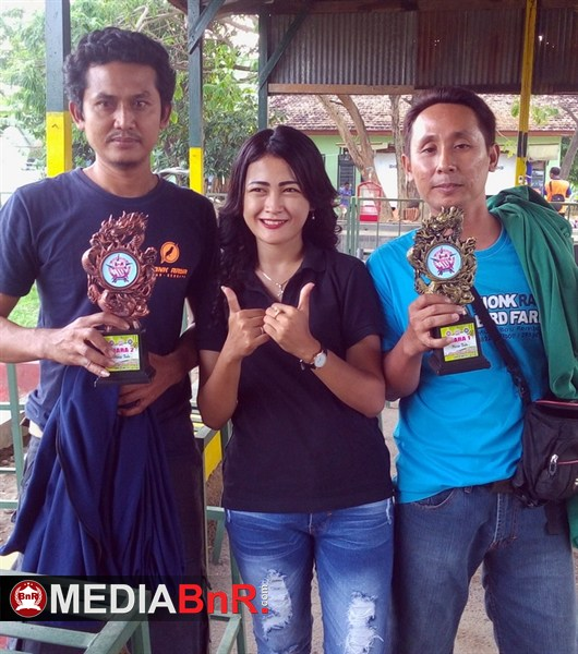 Raja Pasar Moncer, Gaco KLWP Sukses Hantarkan Juara Umum