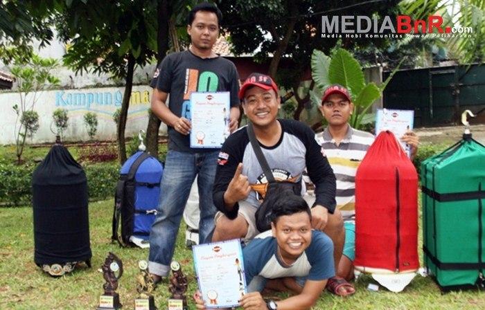 Bung Carlo - Extreem & Garfield Sabet Runner Up