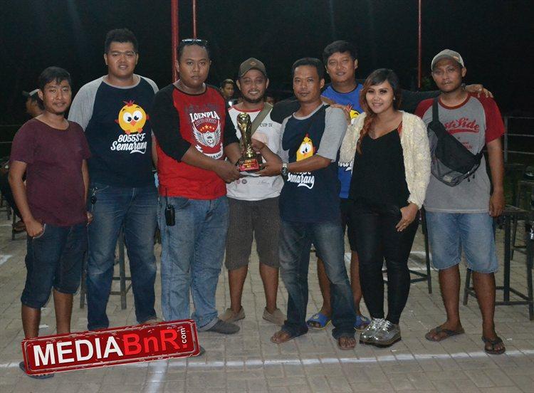 Loenpia Cup I Tembus 1108 Peserta, XXX-AJT & Dt. 8055 Cup Di Puncak Tahta Juara Umum