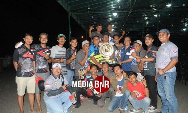 Piala Kesultanan Banten : Diluruk 1208 Peserta, Duta Arkha Juara Umum