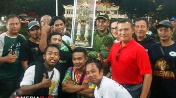 Duta Arema Juara BC