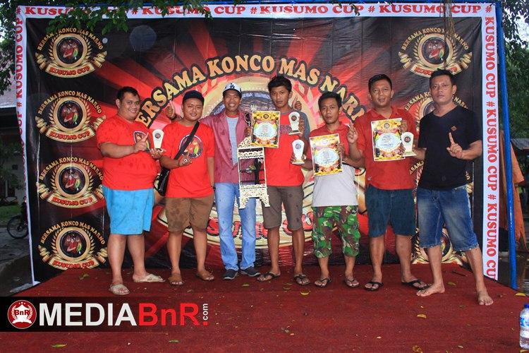 Duta BnR Award -  Pleci Alona.Nyeri, KN Kingdom. Liquid Juara 1 dan 3