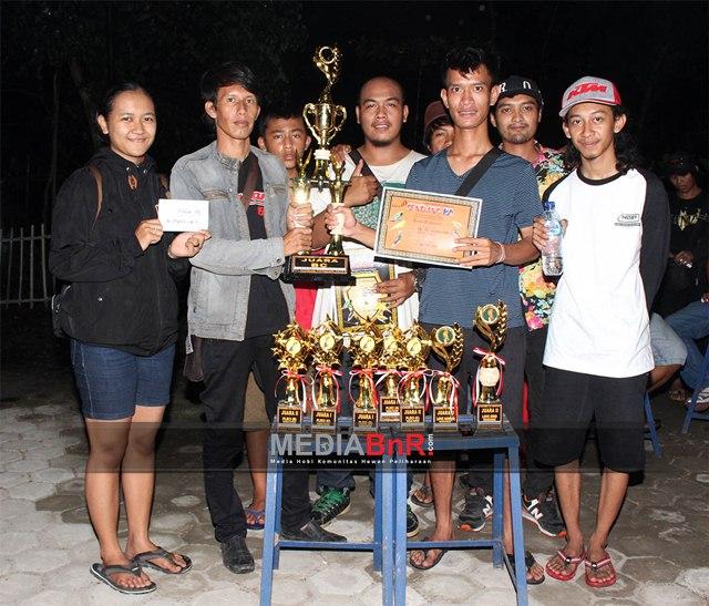 Ganesha Dan Kusuma Nyeri, Duta Boyolali Juara Umum