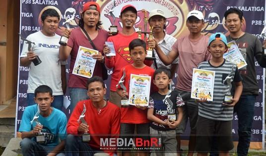 Duta Boyolali CUP II Raih Juara Umum BC