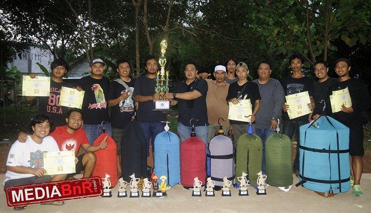 Yuki Double Winner, Duta Jp Ent & Gading Kayu Manis (Gkm) Ent Juara Umum