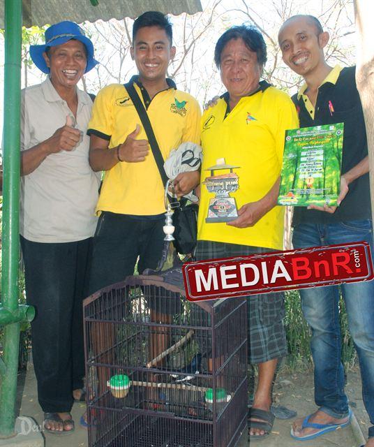 Duta Pakde Karwo Cup denga Kacer Fretelin debutan Mr, Roni perkasa berhasil raih juara pertama dikelas Kacer A