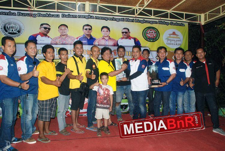 Duta Pakde Karwo dinobatkan sebagai Juara umum BC