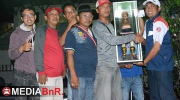 Duta Pakualam bersama Robert Pemburu raih juara Umum Bc