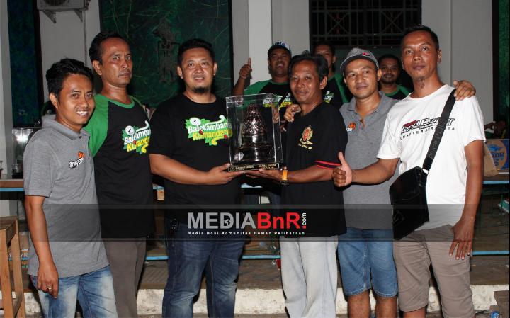 ER6, Elois, Belattor dan Ontoseno Bersinar. Duta Raja Juara Umum BC, Sien Ronny Juara SF