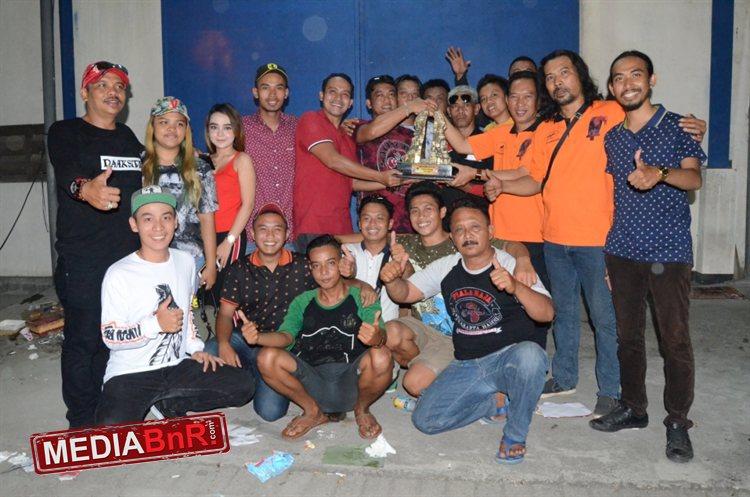 Hadirkan 2500 Kontestan, H Said Gresik , Duta Sien Rony Cup Raih Juara Umum
