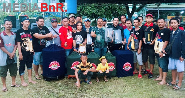 Duta Soeharto Juara BC di Road Arema Malang