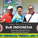 Hendy Serba Ada : Dirgahayu BnR Indonesia Ke-11