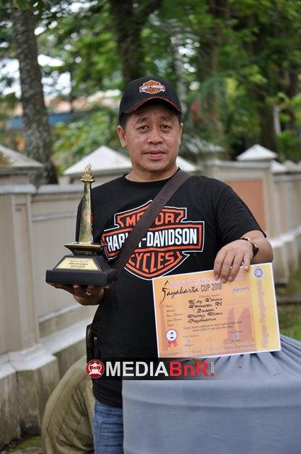 Paska Mabung, MB Sadam Langsung Meroket di Jayakarta Cup 2018