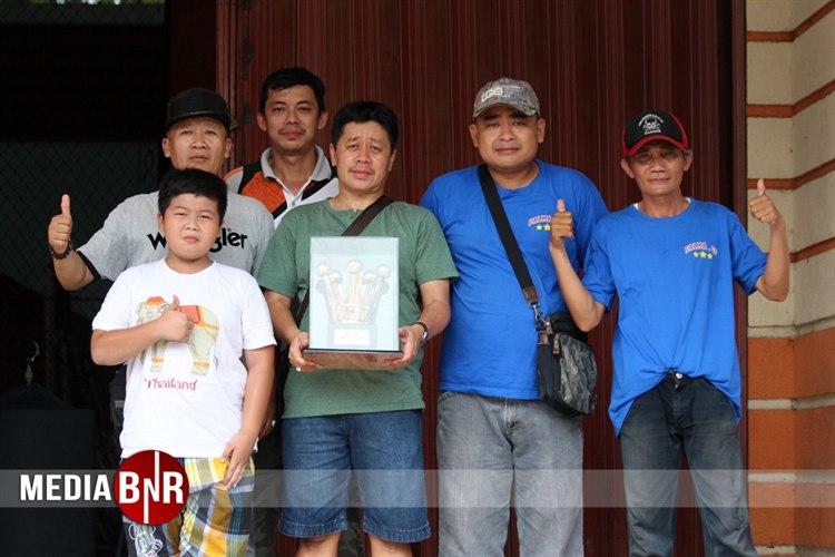 Menangi Kelas Utama King's Cup 1, Pesona Bintang MB Sadam Makin Bersinar