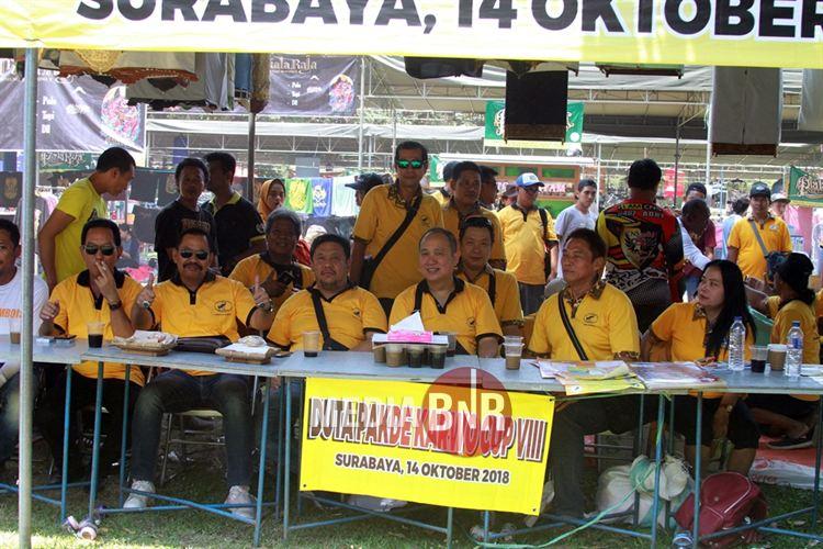 P2HP Jabodetabek – Bawa 1 Bus ke Pakde Karwo, Target Kami Silaturahmi