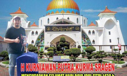 H. Kurniawan Putra Kurma – Sragen