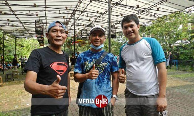 Latber New BnR Kirana Dikunjungi Ketua BnR Jabodeksi