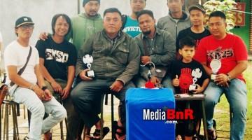 Edane Team Bersinar Lewat Kacer Santana & Oreo