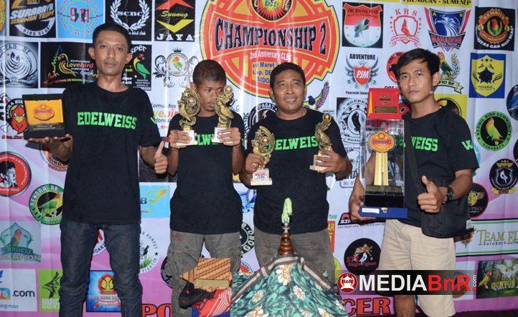 Edeilweis Team
