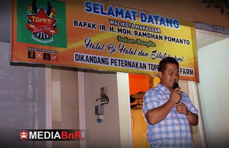 Edi Dermawan Dalam Sambutannya
