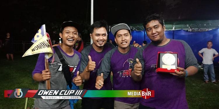 Top! Deen Assalam Buktikan Kwalitas Ciamiknya Di Owen Cup 3