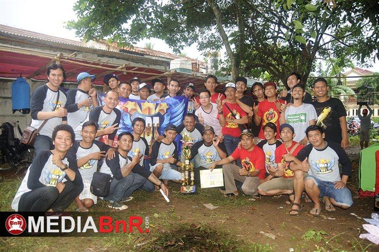 Mabes AMS Tampil Cemerlang, Kayu Manis BC & KM Jaya SF Meraih Juara Umum
