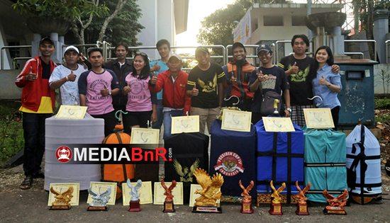 Full Support Dari Predator Team Antarkan Pandawa Kicau Raih Juara Umum
