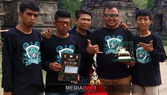 Elite BC Bawa Nama Harum Kota Padang