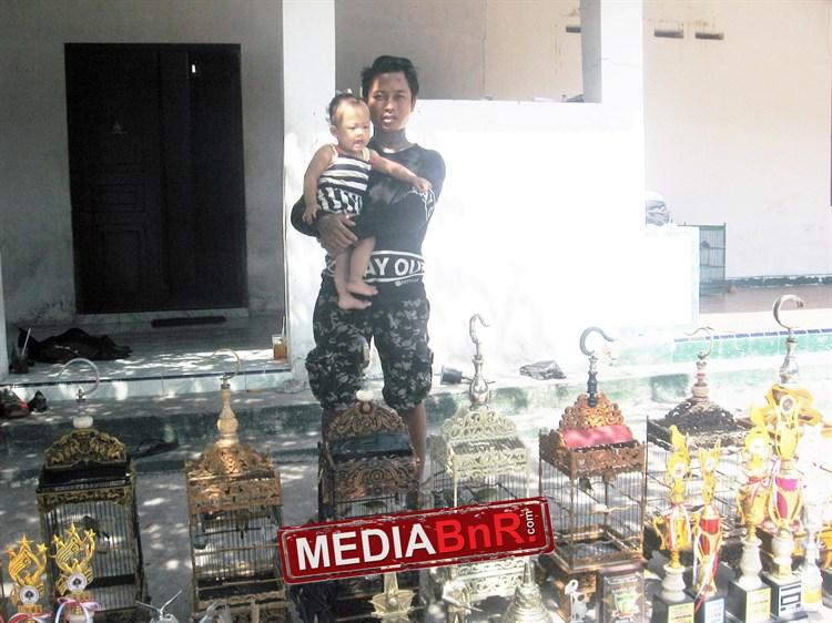 Endok Tatto bersama putri nya