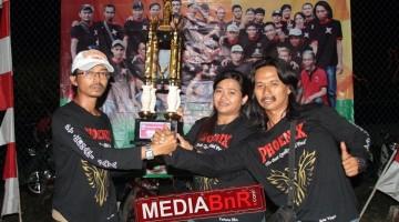 Epay & Yoviana Sukses Bawa Pulang Tropi Juara Umum