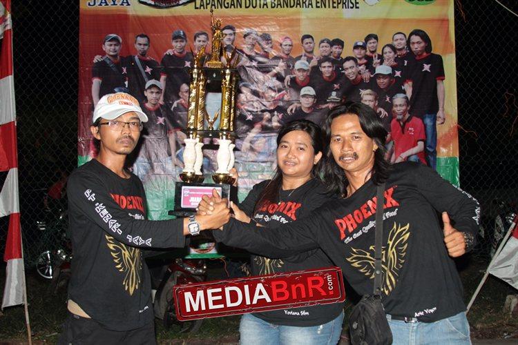 Terlahir Kembali, New Phoenix Rebut Juara Umum di Anniversary 1st BKM Tangerang