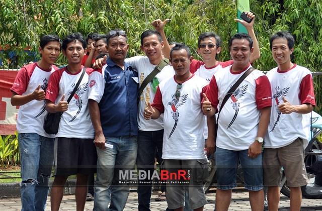 Eri Twin BC Serang rayakan kemenangan Wiro Sableng