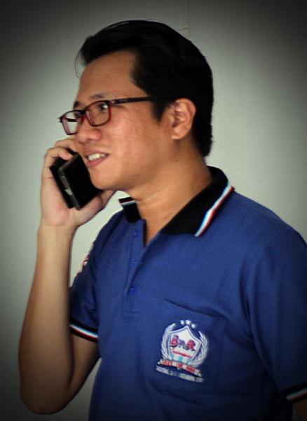 Sekjen BnR Indonesia