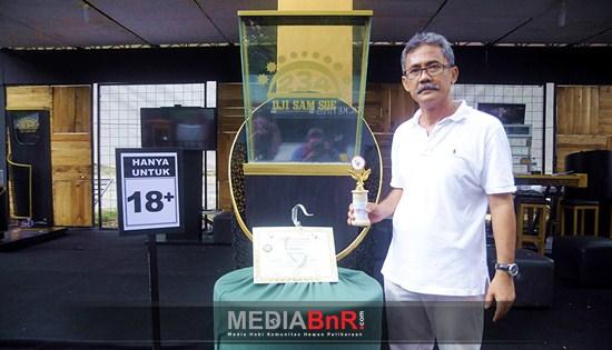Ratu Prabu Menawan, Predator Team Dominasi Juara