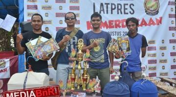 Executive BC sukses rebut Juara Umum