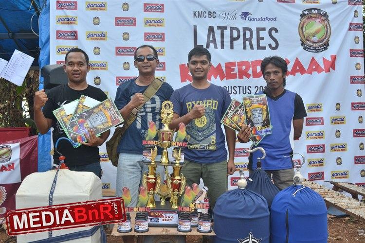 Walang Cetak Double Winner, Executive Bc Sabet Juara Umum