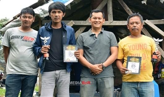 Biang Kerok, Jaka Edan, Executor, R. Kancil, Gedeg, Saraf & Slayer Tampil Mempesona