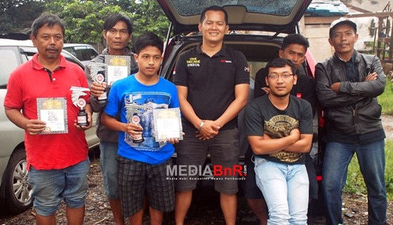 Executor Rebut Kelas Utama – H. Miming Bersinar Lewat Rolex & Raden Kancil