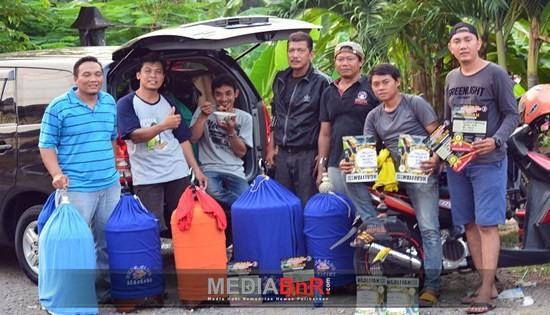 Jendral Mendominasi, W.K.B SF Beringin dan Exis Club Mijen Makin Solid