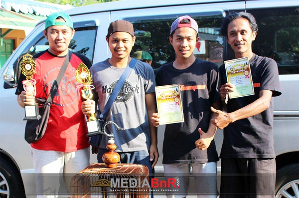Exotic Besutan Tribata the Winner dan Runner Up