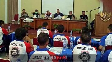 Suasana Diklat (Foto: red. MediaBnR.Com)