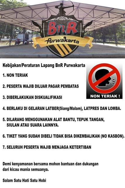 BnR PURWAKARTA Lanjutkan Kampanye