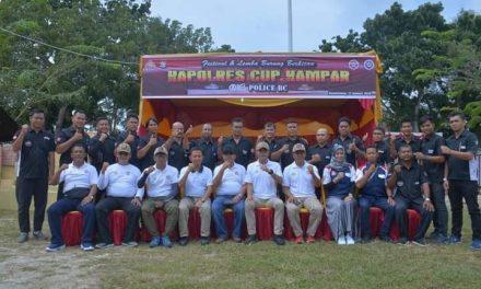 Galeri Foto Kapolres Kampar Cup, 12 Januari 2020